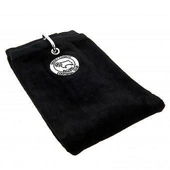 Derby County FC Official Tri-Fold Towel