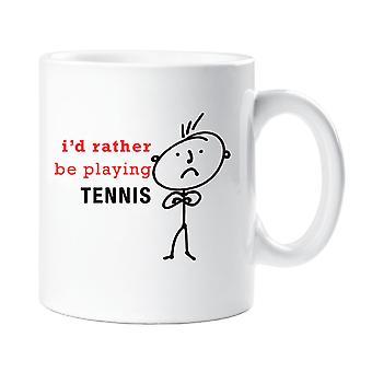 Mens אני ' די לשחק ספל טניס