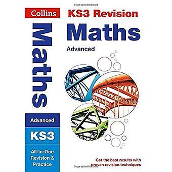 KS3 Matematik (avancerat): allt-i-ett Revision och praxis (Collins KS3 Revision och praxis - ny 2014 läroplan)