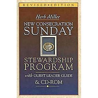 Ny invigning söndag Stewardship Program och gäst ledare Guide med CDROM