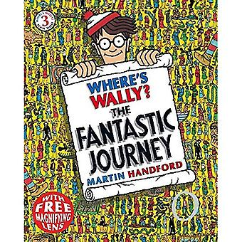 Vart är Wally? Den fantastiska resan (Wheres Wally Mini Edition) (Wheres Wally Mini Edition)