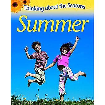 Sommar (funderar på årstiderna)