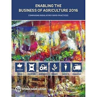 Damit das Geschäft der Landwirtschaft 2016: gute Regulierungspraktiken vergleichen