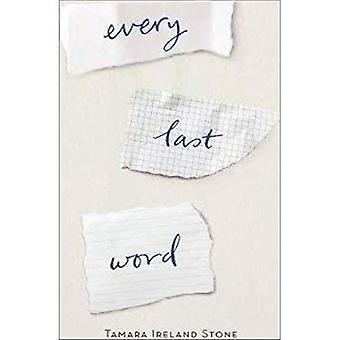 Elke laatste woord