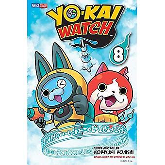 YO-KAI WATCH, Vol. 8 (Yo-kai Watch)