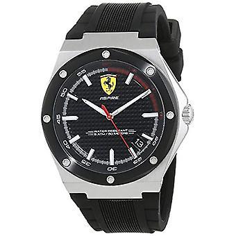 Scuderia Ferrari Quartz Analog Man Silicone wrist watch 830529