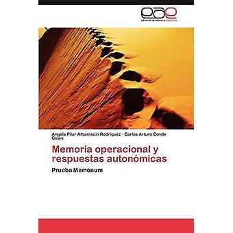 Memoria Operacional y Respuestas Autonomicas durch Albarrac N. Rodr Guez & Angela Pilar