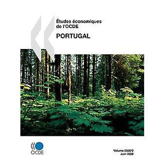 tudes conomiques de lOCDE Portugal 2008 door de OESO Publishing