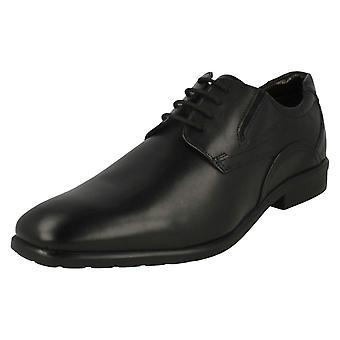 Mens Bugatti Formal Lace Up Shoes 22001