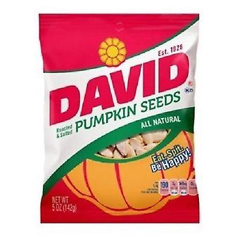 Semi di zucca semi a David tutti naturale 2 Bag Pack
