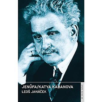 Jenufa/Katya Kabanova by Leos Janacek - 9780714544342 Book