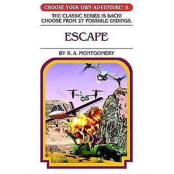 Escape by R A Montgomery - Jason Millet - Sittisan Sundaravej - Krian