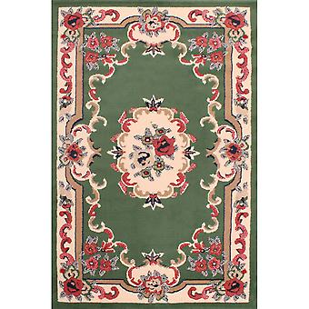 Sandringham Rugs In Green By Rugstyle