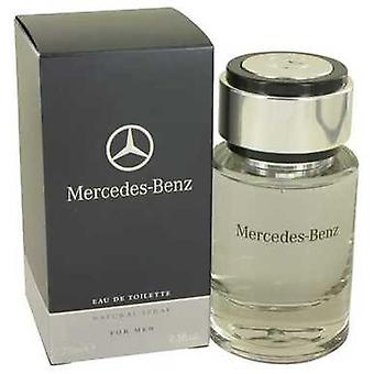 Mercedes Benz door Mercedes Benz Eau de Toilette Spray 2,5 oz (mannen) V728-534306
