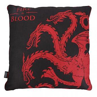 Game Of Thrones Cushion Targaryan