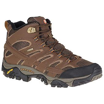 Merrell Earth Mens Moab 2 Mid GTX Walking Boot