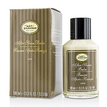 The Art Of Shaving After Shave Balm - Oud 100ml/3.3oz