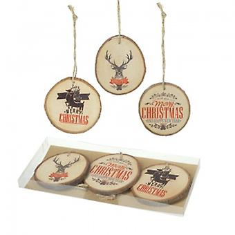 Heaven Sends Rustic Wooden Decorations | Gifts From Handpicked