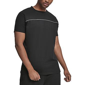 Urban Classics-heijastava paita musta