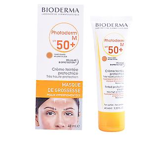BIODERMA FotoDderm M Crème Teintée Protectrice Spf50 + 40 Ml Unisex