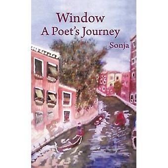 Vindue en Poets rejse af Sonja