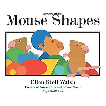 Mouse Shapes by Ellen Stoll Walsh - 9781328740533 Book