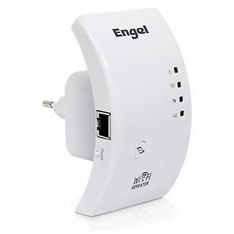 Engel PW3000 2.4 GHz 54 Mbps wit Wifi Repeater