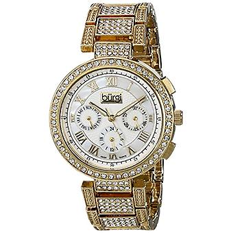 Burgi Clock Woman Ref. BUR123YG