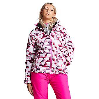 Dare 2b kvinner omfatte vanntett pustende ski coat