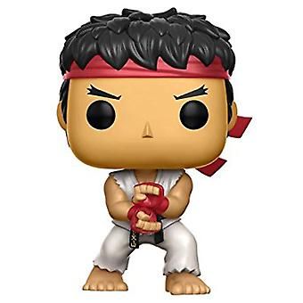 Street Fighter Ryu (Special Attack) US Exclusive Pop! Vinyl