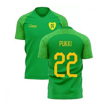 2019-2020 Norwich Away Concept Football Shirt (PUKKI 22)