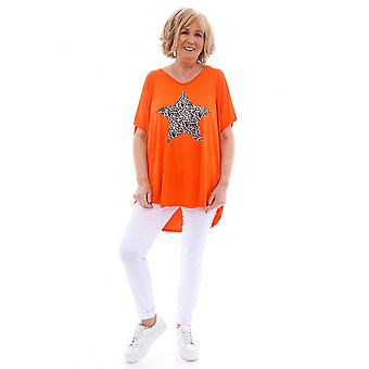Made In Italy St Erme Star Tee