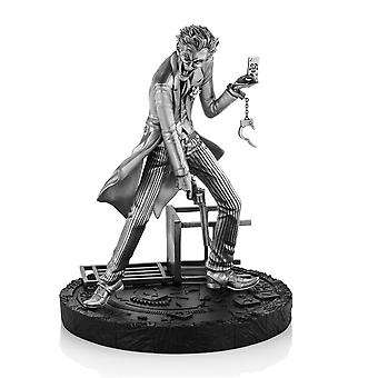DC By Royal Selangor 017947 Joker Pewter Figurine