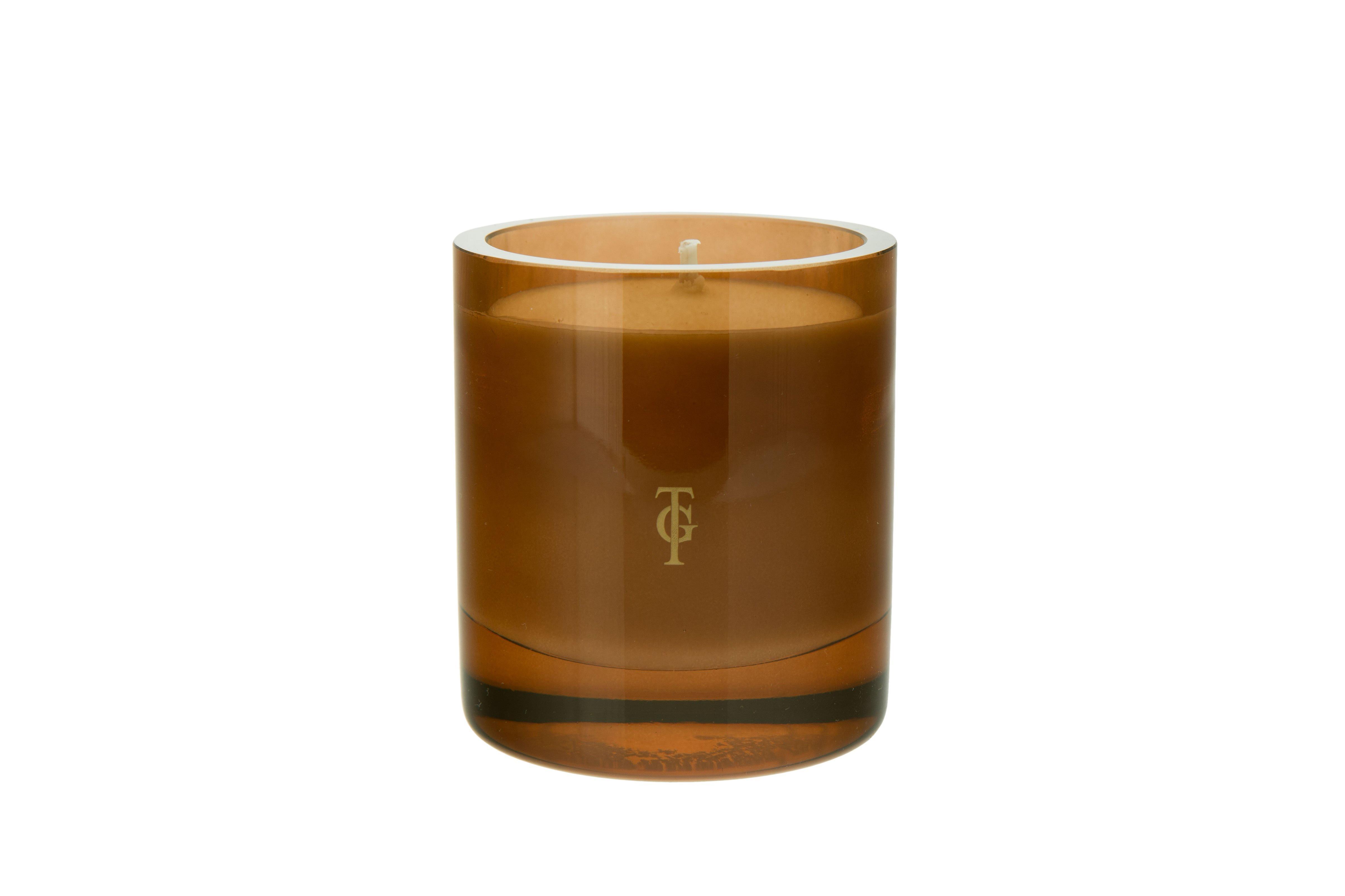 Burlington scented candle - portobello oud - 150g