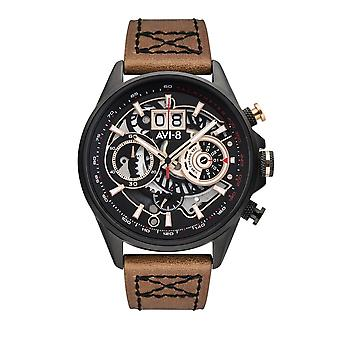 AVI-8 AV-4065-03 Hawker Harrier II Matador Chrono Armbanduhr