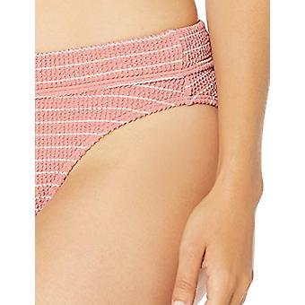 Billabong Women's Maui Rider Bikini Bottom, Stone Rose, S