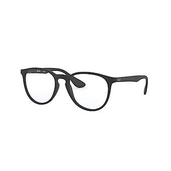 Ray-Ban RB7046 5364 Rubber Black Glasses
