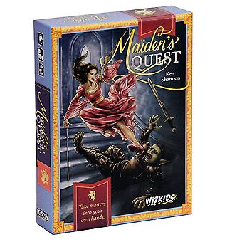 Maiden's Quest Board Game