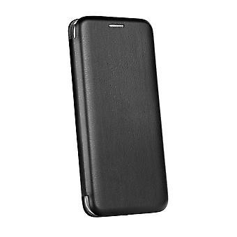 Case For Samsung Galaxy A40 Black Folio