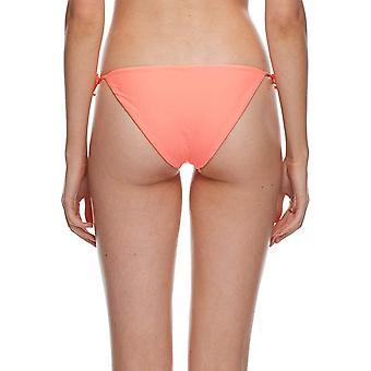 Body Glove Women's Smoothies Iris Solid Tie Side Bikini Bottom Swimsuit, Sple...