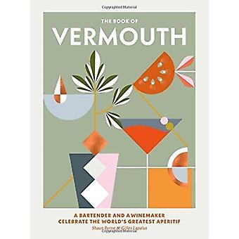 Book of Vermouth by Shaun Byrne
