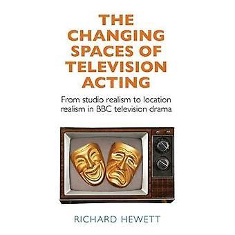 Veranderende ruimten van televisie-optreden door Richard Hewett