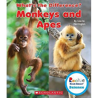 Lisa M Herringtonin apinat