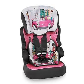 Lorelli Kindersitz X-Drive Plus Gruppe 1/2/3 (9 - 36 kg) 1 bis 12 Jahre, Kissen