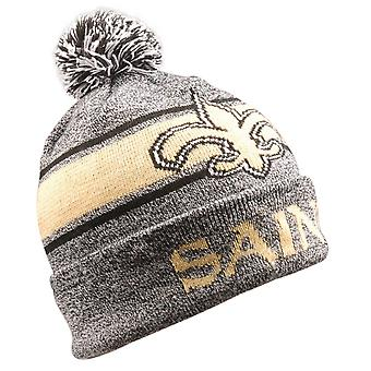 LED New Orleans Saints Winter Hat Bommel Beanie