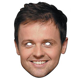 Declan Donnelly fra Ant & Dec Celebrity Card Party Fancy Dress Mask