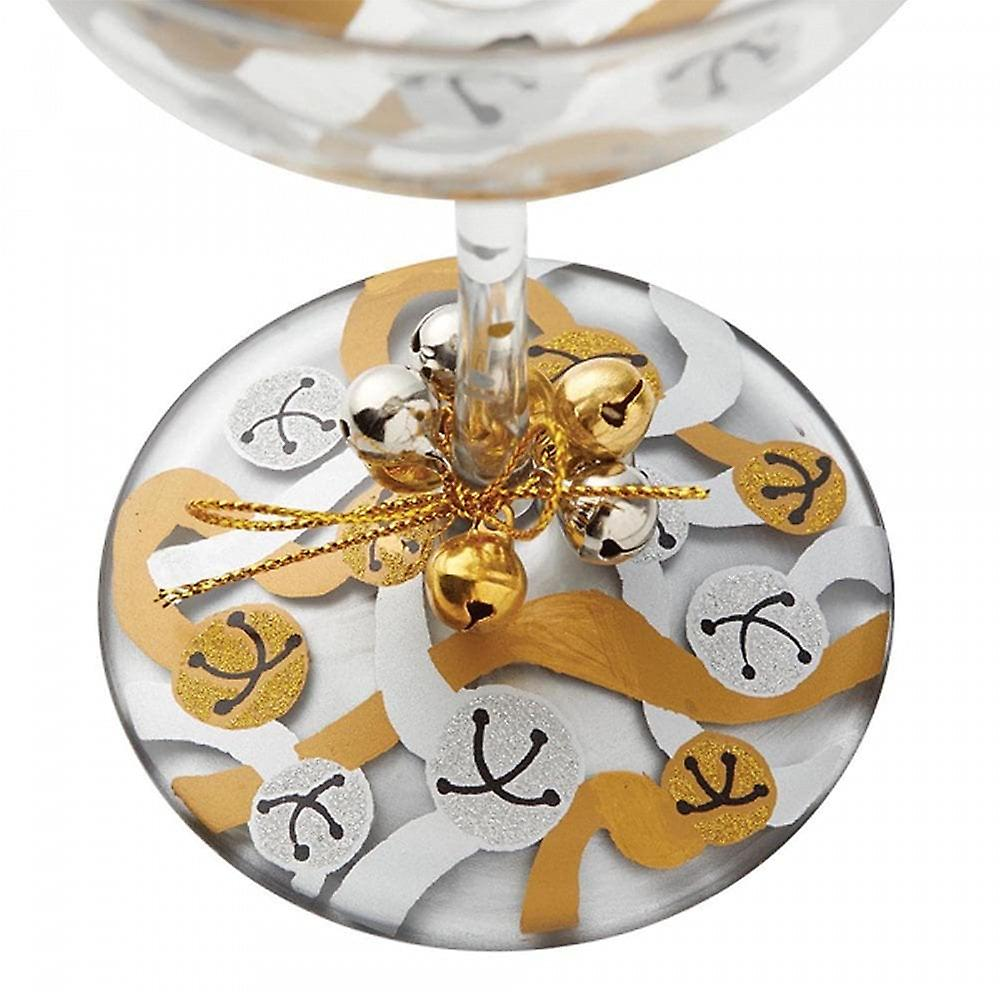 Lolita Jingle Bells Coupe Glass