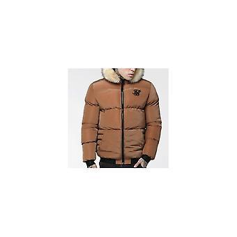 Sik Silk Distance Rust Jacket