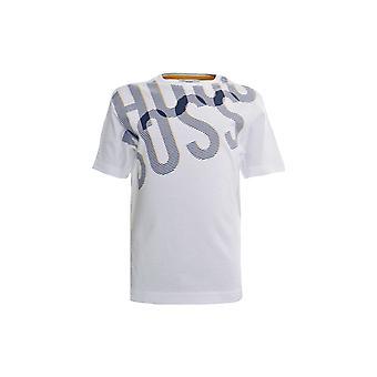 Hugo Boss ragazzi Hugo Boss Kids t-shirt bianca