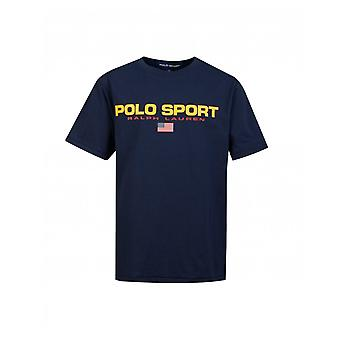 Polo Ralph Lauren Childrenswear Polo Sport Logo T-shirt
